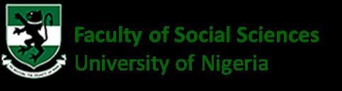 Faculty of  Social Sciences, University Of Nigeria Nsukka